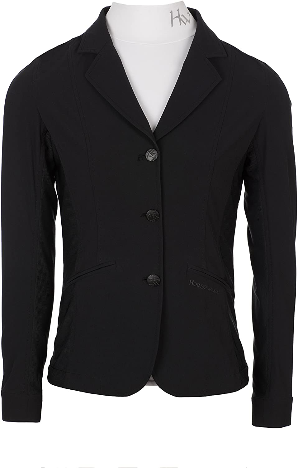 specialty shop Horseware Air MK2 Ladies Competition Great interest Jacket Black