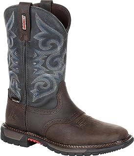 Rocky Original Ride FLX Women's Waterproof Western Boot