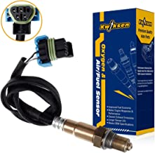 Kwiksen Heated O2 Oxygen Sensor Downstream 234-4816 Replacement For Buick Enclave Chevrolet Traverse Acadia V6-3.6L 2009 2010 2011