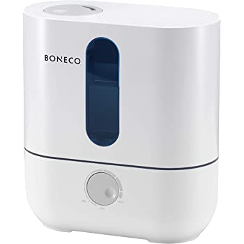 BONECO - Cool Mist Ultrasonic Humidifier U200 (White)