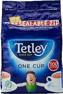 Tetley Catering 1 kopp tepåse paket med 1100