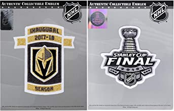 vegas golden knights inaugural patch