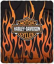 بطانية Harley Davison Fleece