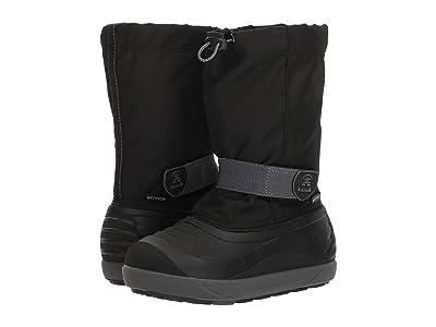 Kamik Kids Jetwp (Toddler/Little Kid/Big Kid) (Black/Charcoal) Kids Shoes