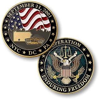 9/11 memorial coin