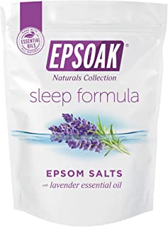 Epsoak Everyday Epsom Salt - 2 lbs. Lavender Sleep Formula