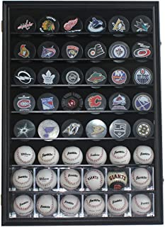stadium display case
