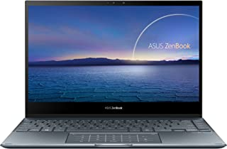 ASUS ZenBook Flip 13 UX363JA-EM176T (Pine Grey) 4 Core 10th Gen Intel Core i5 Processor 1.1GHz, 8GB RAM, 512GB SSD, 13.3-i...