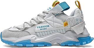 Buhui Herren Freizeitschuhe Erhöhung Sportschuhe Luftkissen Sneakers Sport Atmungsaktive Schuhe Laufen Anti-Rutsch Leicht