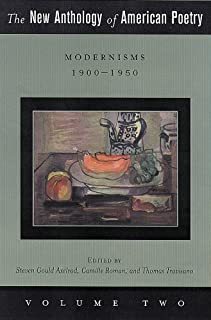 The New Anthology of American Poetry, Vol. 2: Modernisms, 1900-1950