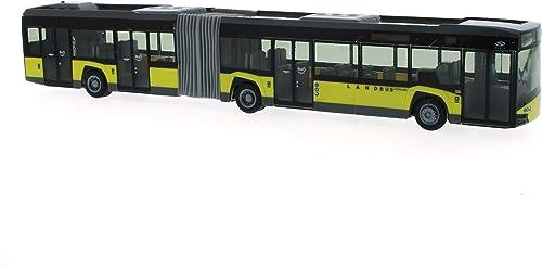 edición limitada Rietze 73118 Solaris Solaris Solaris Urbino 18 2014 Landbus Unterland (AT) Bus - Modelo  marcas en línea venta barata