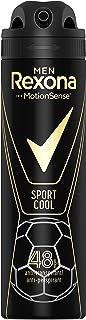 Rexona Rexona Men Sport Cool dezodorant antyperspirant, 1 opakowanie (1 x 150 ml)