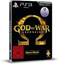 God Of War: Ascension - Special Edition (Steelbook) [Importación Alemana]