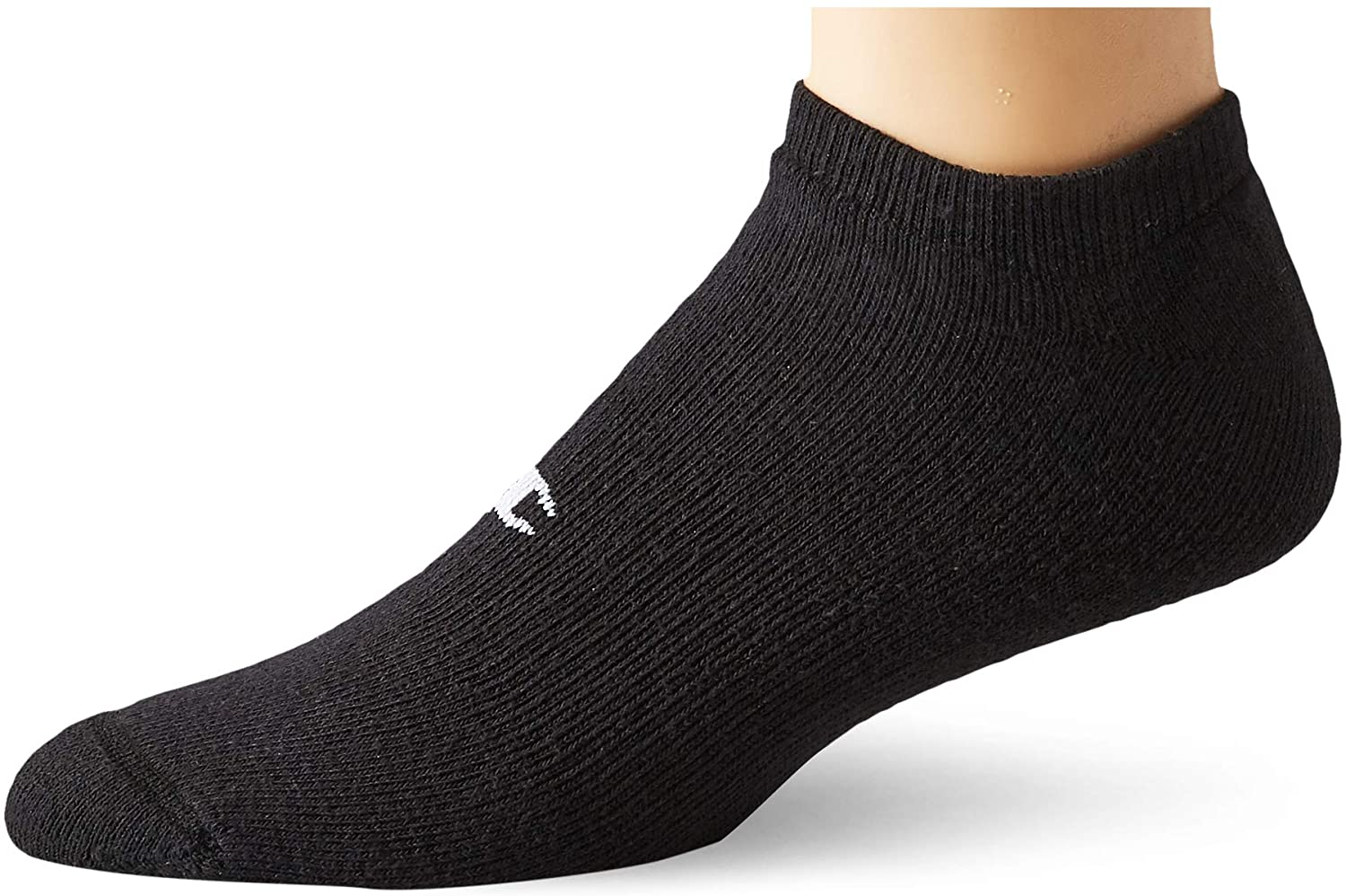 Double Dry 6-Pair Pack Cotton-Rich No Show Socks