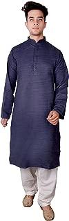 Men Indian Kurta shalwar mandarin collar kameez sherwani pajama Party wear 1808