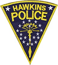 Best hawkins police patch Reviews