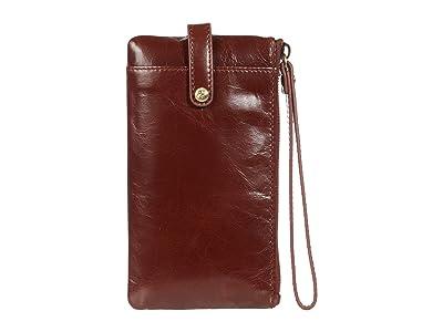 Hobo King (Chocolate Vintage Hide) Handbags