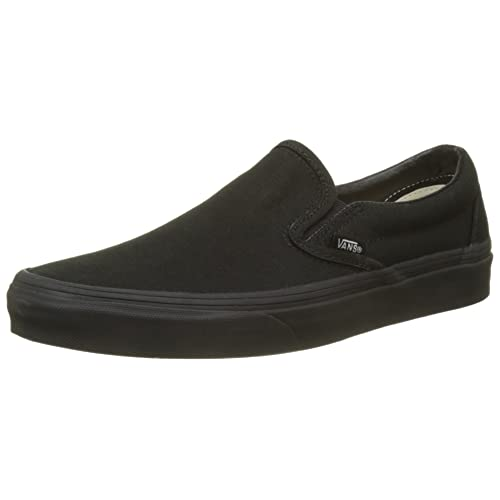 98b2e0c304 Vans Unisex Adults  Classic Slip-on Canvas Trainers