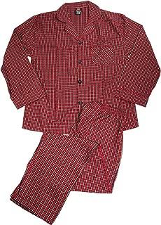 Woven Pajamas (LSLLBCWM)