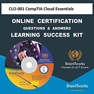 CLO-001 CompTIA Cloud Essentials Online Certification Video Learning Made Easy