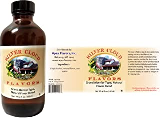 Grand Marnier Type Extract, Natural Flavor Blend - 4 fl. oz. glass bottle