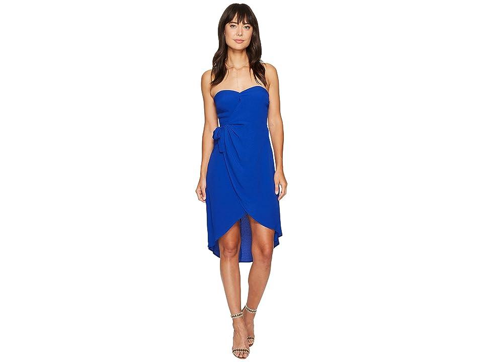 ASTR the Label Josefina Dress (Royal Blue) Women