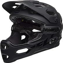 Bell Helmets Super 3R MIPS Integral BMX Helmet M Negro - Cascos para Bicicleta (Integral, BMX Helmet, M, Armazón Duro, Negro, Hombre)