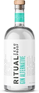 RITUAL ZERO PROOF Gin Alternative | A Non-Alcoholic Spirit | 25.4 Fl Oz / 750mL