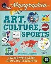 لوحة فنية رياضية ، الثقافة ، و (mapographica: الخاصة بك في العالم في infographics)