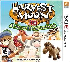 Harvest Moon a New Beginning BONUS Plush Horse