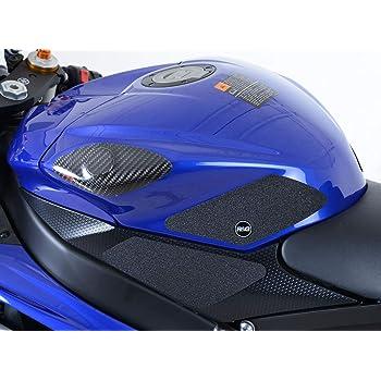 Protezione Serbatoio Moto Adesivo Paraserbatoio Resinato CARBONIO per YAMAHA R6