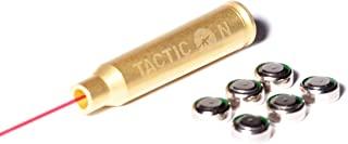 Tacticon Laser Boresight for .223 Rem 5.56 mm NATO for Zeroing Sight in with Rifle | Zero Bore Sighter Lasers for Rifles | 556 223 Boresighter Lazer