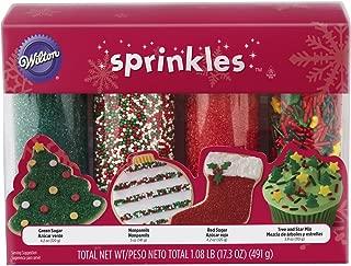 holiday cookie sprinkles