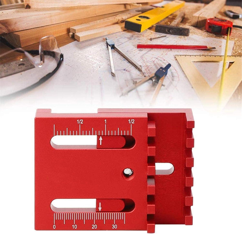 ZGHYBD Woodworking Gap バーゲンセール Gauge Mini Sawtooth Ruler Tenon Practical 日本未発売