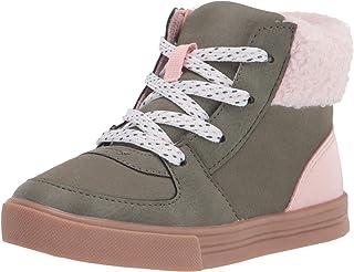 Toddler and Little Girls Farrah High Top Sneaker