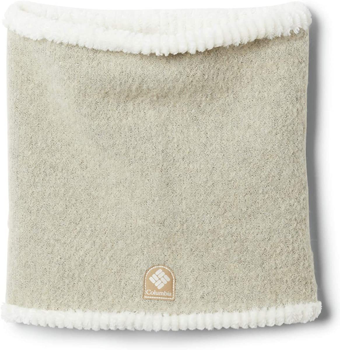 Columbia womens Winter Sales results No. 1 Blur Plush Translated Lined Gaiter Headwrap Chalk