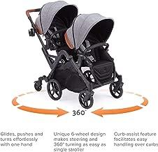 Best contours curve double stroller Reviews
