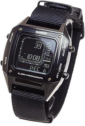 [ワイアード]WIRED 腕時計 WIRED SOLIDITY AGAM404 メンズ