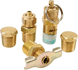Viair 90005 Tank Port Fittings Kit
