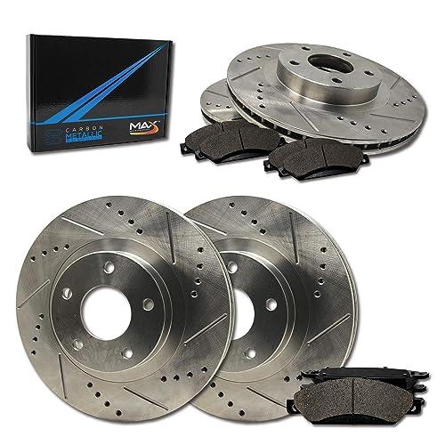 For Jaguar,Lincoln,Ford S-Type,LS,Thunderbird Front  Semi-Metallic Brake Pads