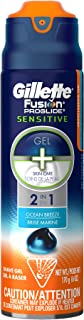 Best gillette fusion proglide clear shave gel Reviews