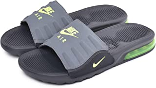 Nike Men's Air Max Camden Slide Anthracite/Dark Grey/Cool Grey/Volt BQ4626-001