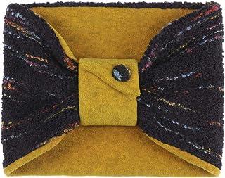 Lierys Sciarpa ad Anello Yasima Boucle Donna - Made in Italy da autunno/inverno