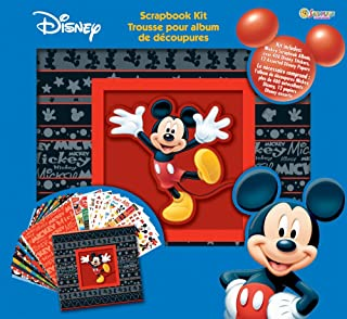 scrapbook mickey mouse