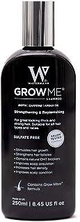 Best Hair Growth Shampoo Sulfate Free, Caffeine, Biotin, Argan Oil & More, Dht Blocking Shampoo To Stimulates Hair Re-Growth, Helps Stop Hair Loss, Grow Hair Fast For Women & Men