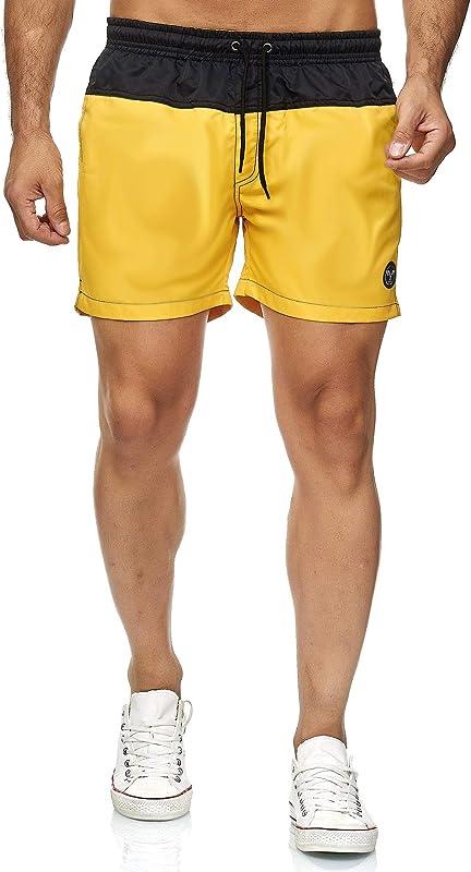 Costume da bagno kayhan uomo swim shorts sport boxer pantaloncini asciugatura veloce A-Badehose-000001
