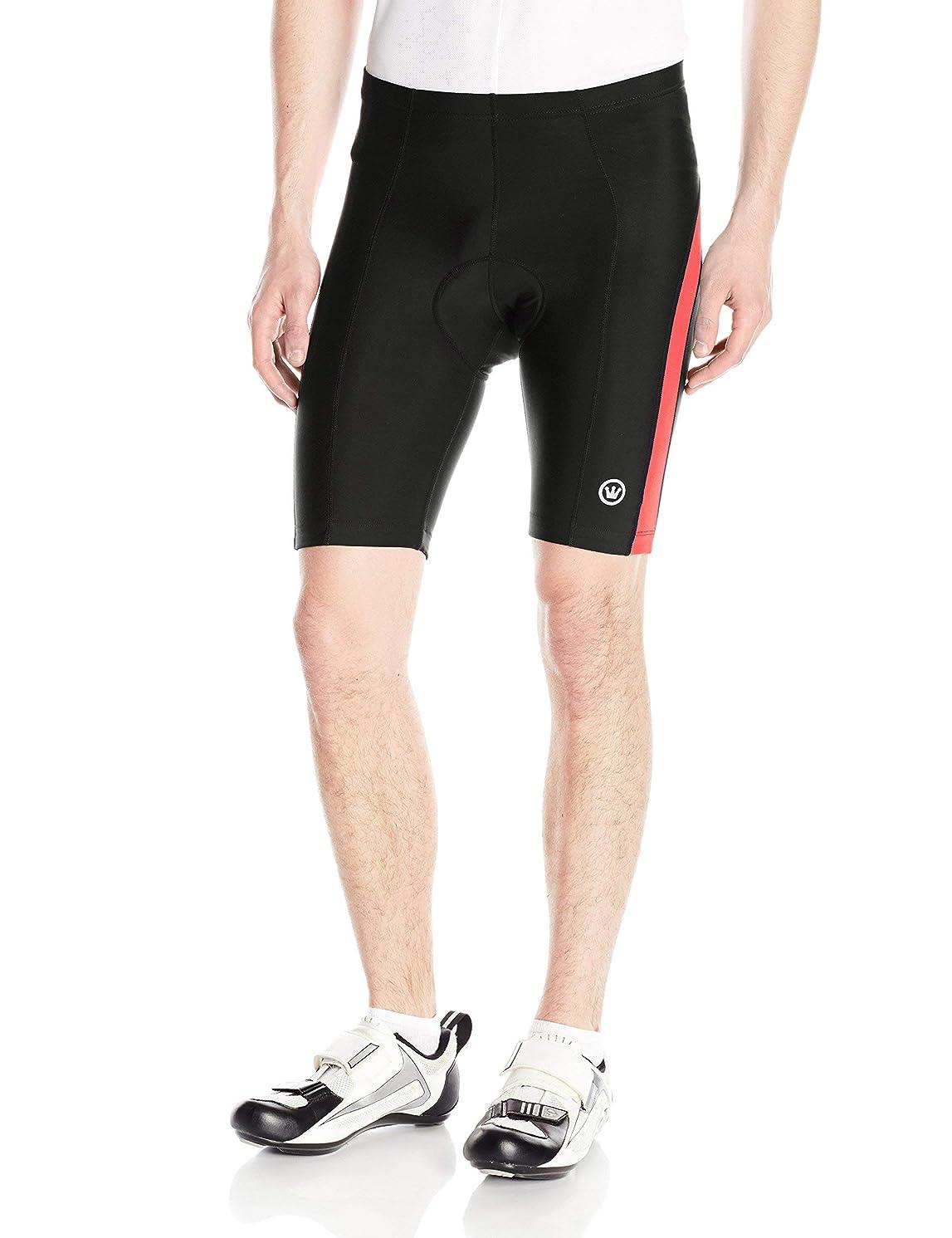 CANARI Men's Blade Gel Pad Cycling/Biking Shorts
