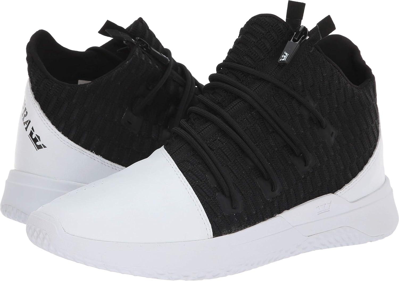 Supra Men's Reason schuhe,13,Weiß schwarz-Weiß schwarz-Weiß  Modegeschäft zu verkaufen