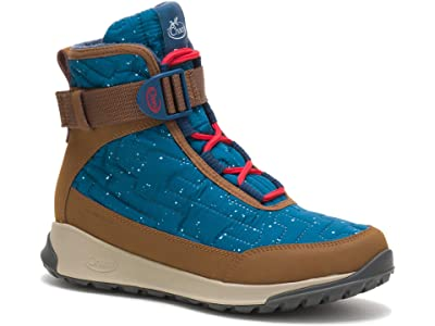 Chaco Borealis Quilt (Navy Camp Speckle) Women