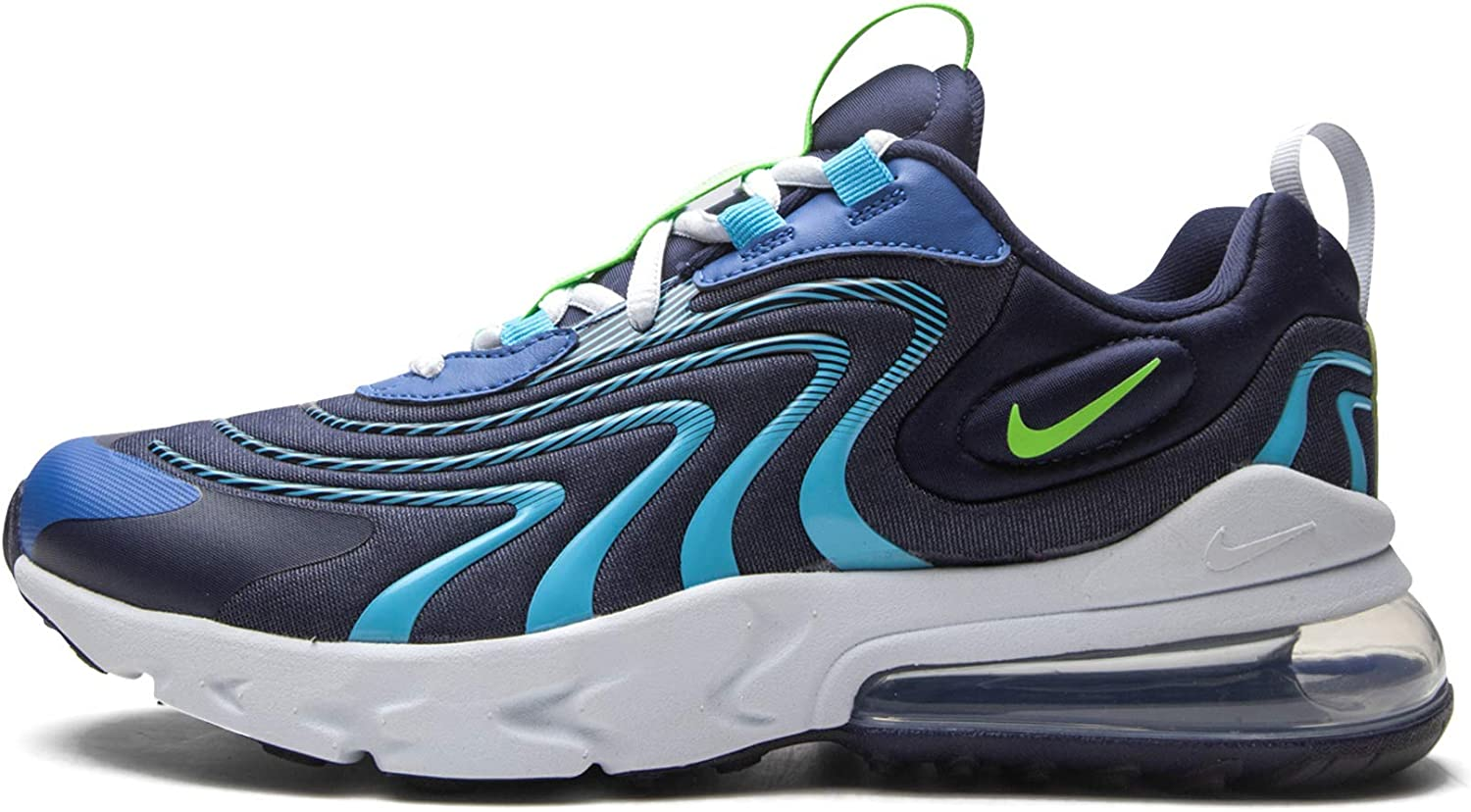 Nike Air Max 270 React Eng GS Running Trainers Cd6870 Sneakers Shoes